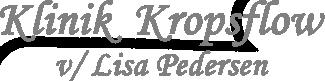 Klinik Kropsflow